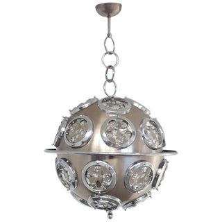Orb Pendant by Torlasco For Sale