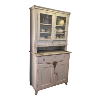 Early 19th Century Hutch Cabinet For Sale