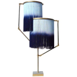 Blue Charme Table Lamp, Sander Bottinga For Sale