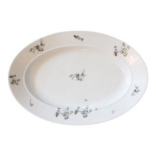 19th Century Haviland & Co Limoge Oval Platter For Sale