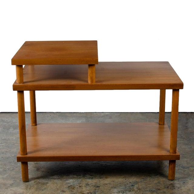 Widdicomb t.h. Robsjohn-Gibbings for Widdicomb Step Side Table For Sale - Image 4 of 11