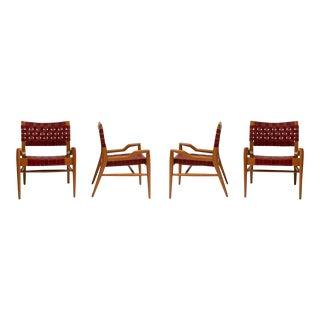John Keal Chairs - Set of 4