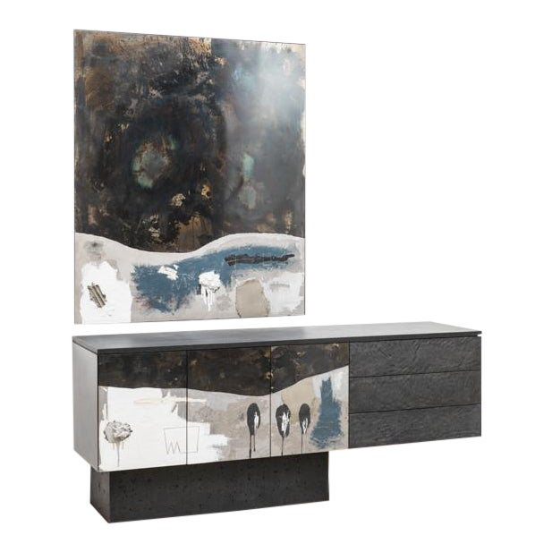 Console Diptych, Usa, 2019 For Sale