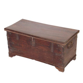 Original Indian Document Box For Sale