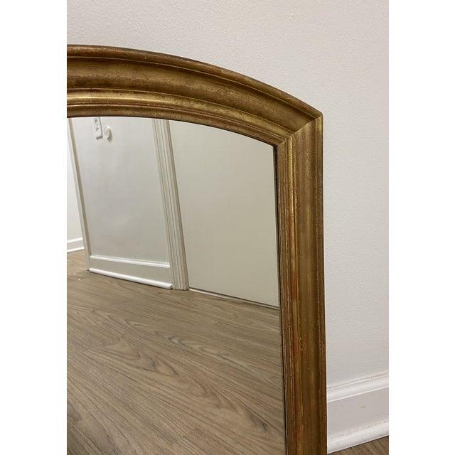 Early 19th Century Giltwood Louis Philippe Mirror For Sale - Image 4 of 8