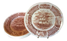 Image of Early American Dinnerware