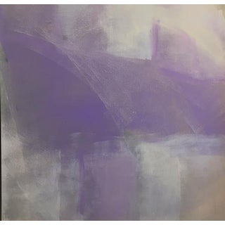 Modern Contemporary Abstract Painting by Martha Spak For Sale