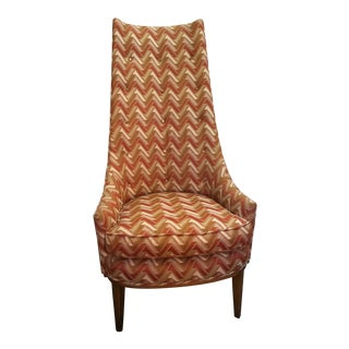 Adrian Pearsall Retro Style Lounge Chair LAst Call For Sale