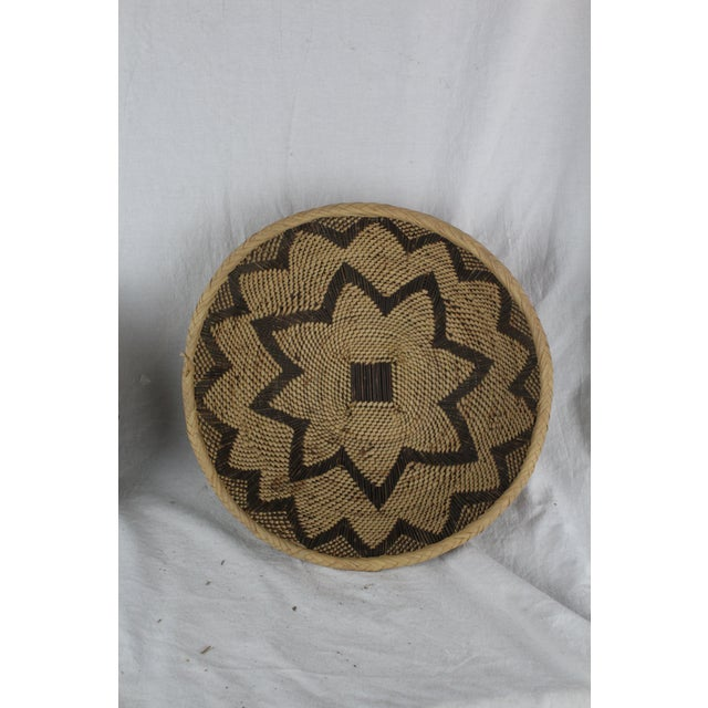Ghanian Basket For Sale - Image 9 of 9
