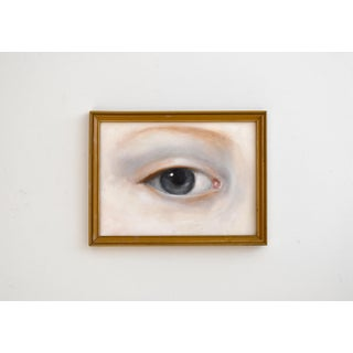 Contemporary Lover's Eye Painting by S. Carson Preview