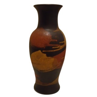 Haeger Pottery Earth Wrap Vase For Sale