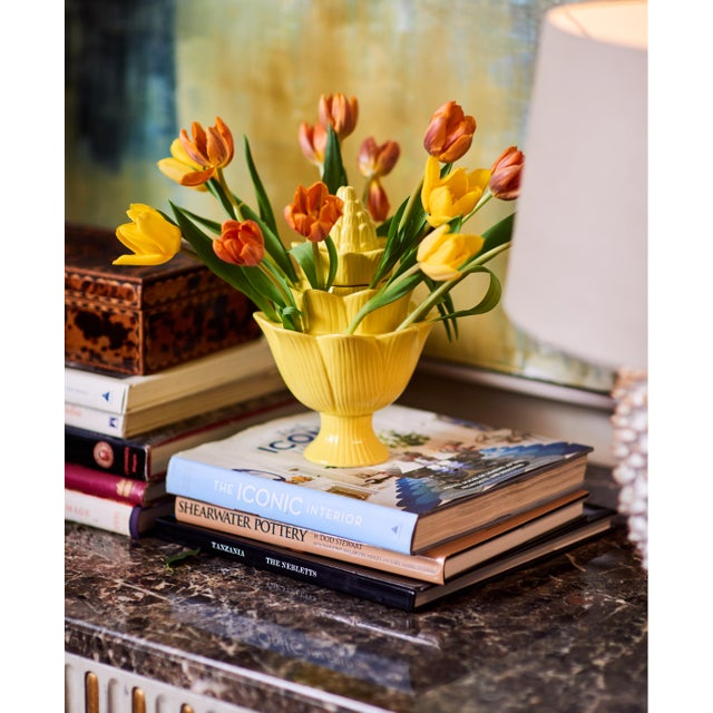 Tulipieres are self-arranging floral vessels. Dating to the early 17th century, tulipieres were designed to display the...