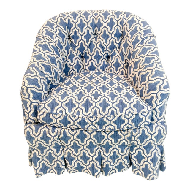 Baker Furniture Club Chair - Image 1 of 6