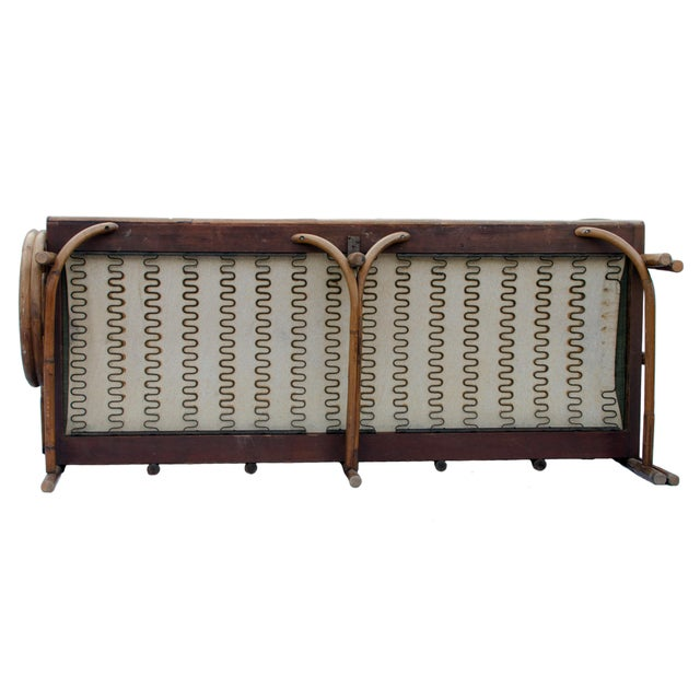Mid-Century Rattan Sectional Sofa - Image 10 of 11