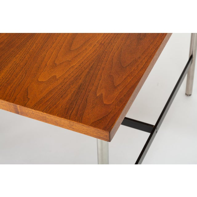 Mid-Century Modern Walnut Children's Work Table by Herman Miller For Sale - Image 10 of 13