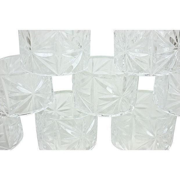 Crystal Napkin Rings - Set of 12 - Image 4 of 4