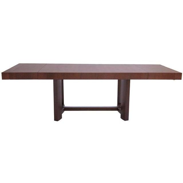 Mid-Century Modern T.H. Robsjohn-Gibbings Dining Table For Sale - Image 3 of 10