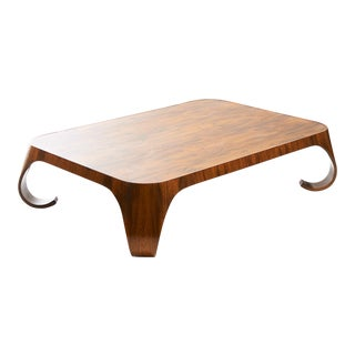 Isamu Kenmochi Coffee Table for Tendo For Sale