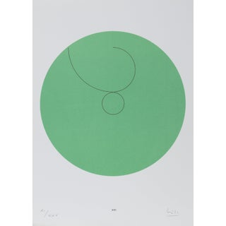 """Max Bill, """"Constellations Xiii"""", Geometric Lithograph For Sale"""
