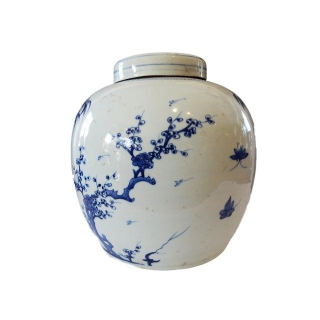 LG Blue and White Porcelain Ginger Jar - Image 4 of 10