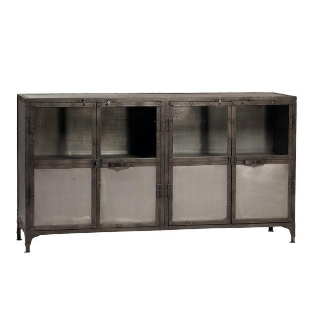 Kora Gunmetal Sideboard For Sale