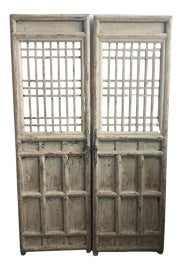Image of Chinese Doors