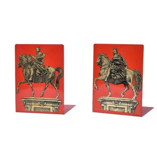 Altelier Fornasetti Bookends For Sale