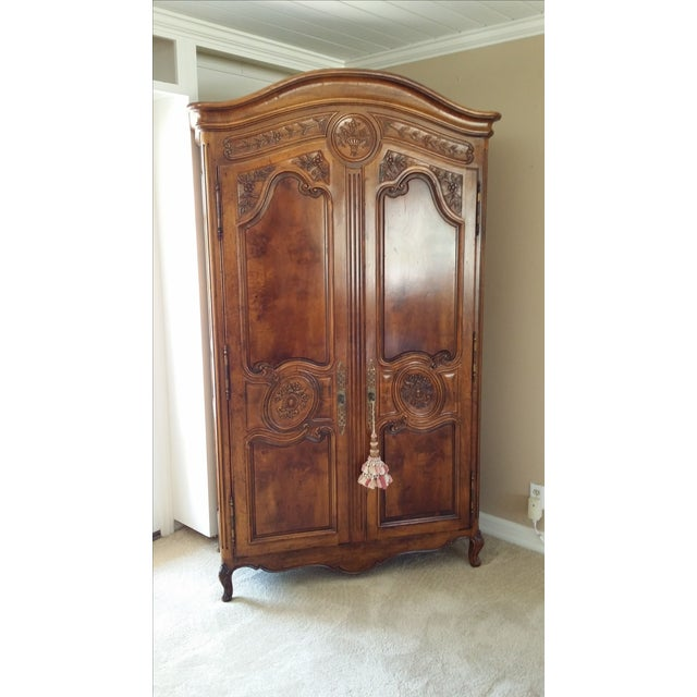 Henredon French Armoire - Image 2 of 3