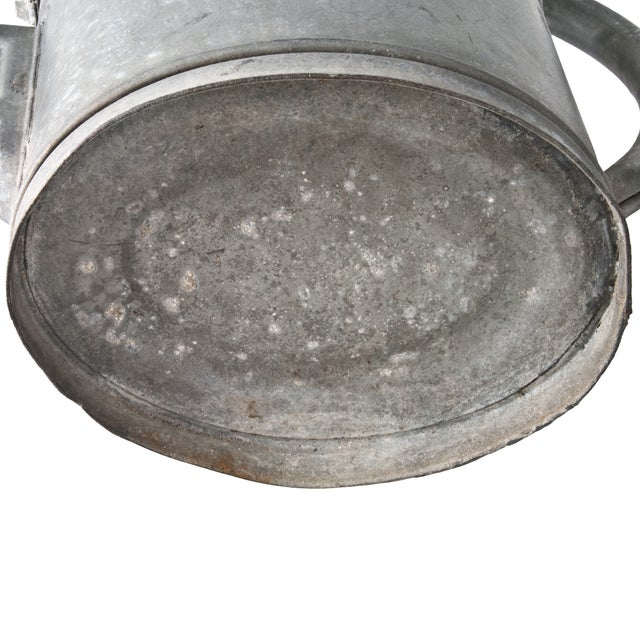 Vintage European Watering Can For Sale - Image 5 of 5