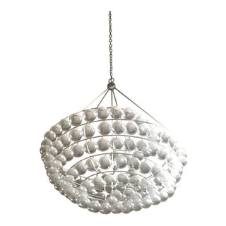Contemporary Stratosphere Chandelier For Sale