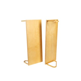 1970s Alvar Aalto Shelves - a Pair For Sale