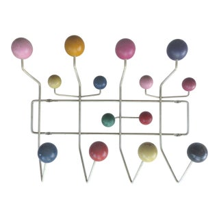 Original Eames Hang-It-All Coat Rack For Sale