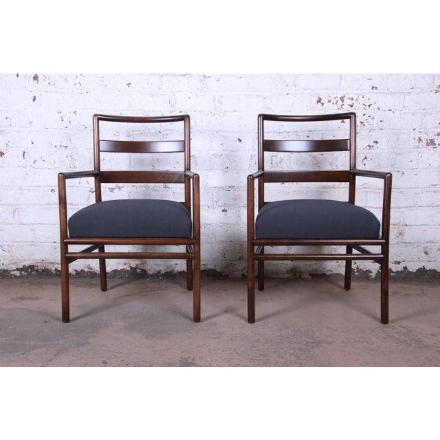 Robsjohn Gibbings for Widdicomb Mid-Century Modern Dining Chairs -Set of 6 For Sale - Image 10 of 13