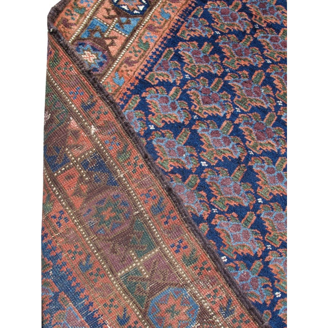 Late 19th Century Baluch rug For Sale - Image 5 of 5