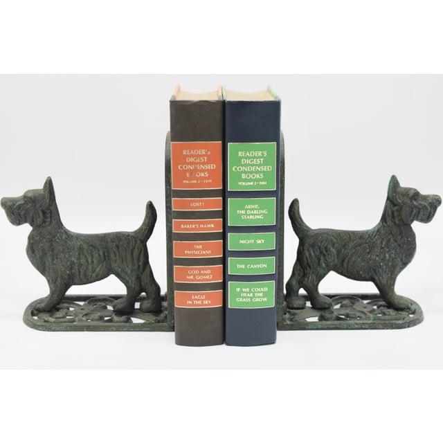 Vintage West Highland Terrier Dog Bookends For Sale - Image 9 of 10