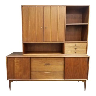 John Keal Credenza or Storage Cabinet For Sale