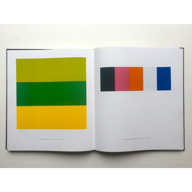 """Ellsworth Kelly """"Ellsworth Kelly the Years in France 1948 - 1954 """" 1st Edition Hardcover Exhibition Art Book For Sale - Image 4 of 11"""