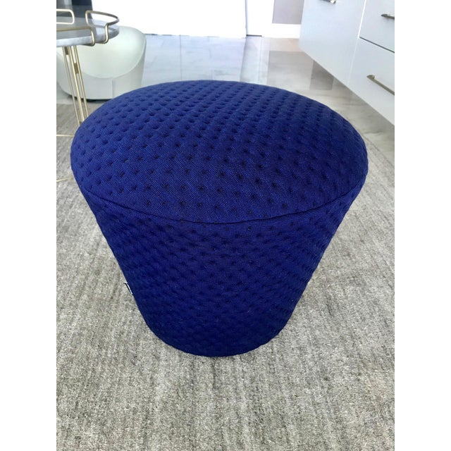 Anda Swivel Armchair and Ottoman by Pierre Paulin for Ligne Roset, C. 2018 For Sale - Image 9 of 13