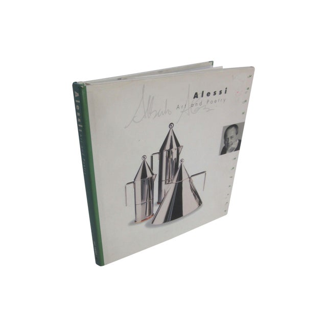 Alessi Design Hard Cover Book - Image 1 of 6
