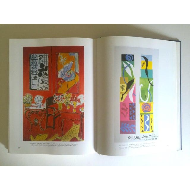 "Henri Matisse "" Matisse Retrospective "" Rare 1990 Iconic Oversized Volume Collector's Hardcover Art Book For Sale - Image 4 of 13"