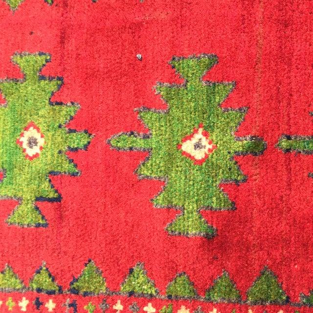 Turkaman Persian Rug - 2′ × 2′8″ - Image 6 of 10