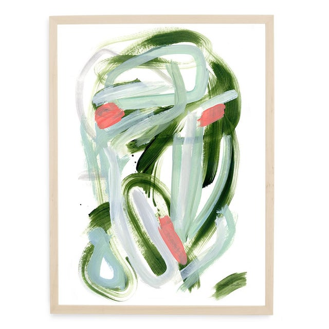 """Fig Tree"" Limited Edition Framed Fine Art Print For Sale - Image 4 of 4"