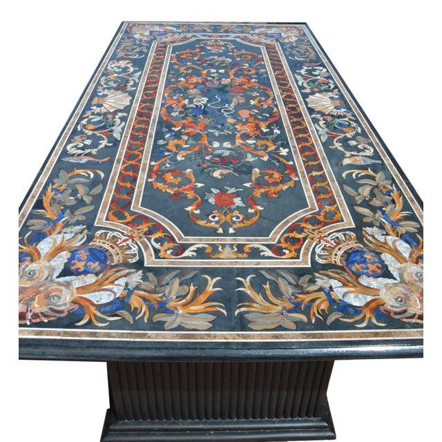 Roman Renaissance Pietra Dura (Pietre Dure) Table For Sale - Image 3 of 11