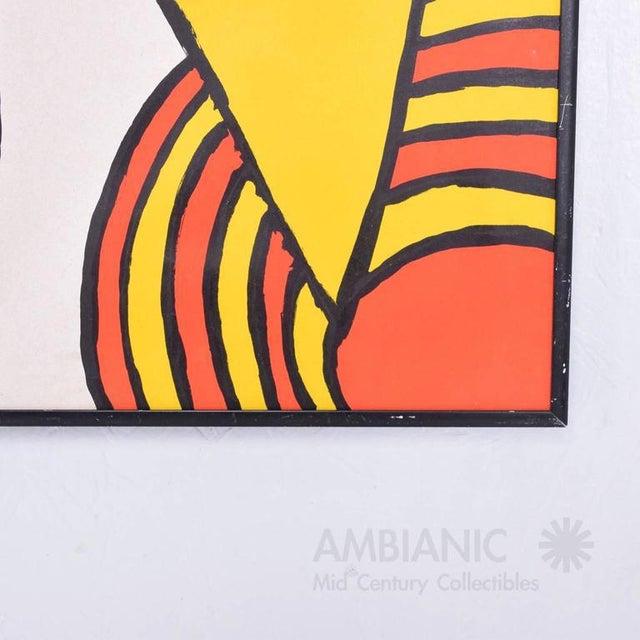 1960s Galerie Maeght Calder Poster For Sale - Image 5 of 9