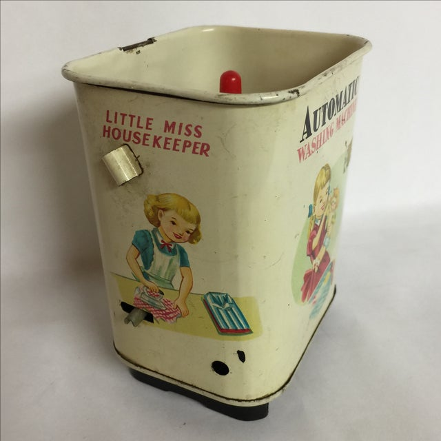 Little Miss Housekeeper Washing Machine For Sale - Image 4 of 6
