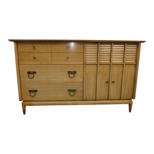 Mid-Century Danish Modern Buffet Sideboard - Image 1 of 11