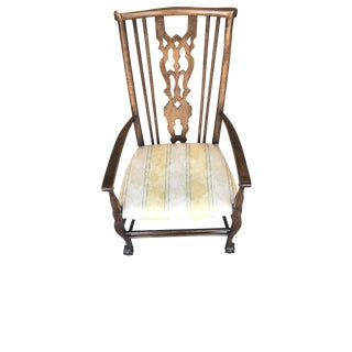 Antique Victorian Child Chair