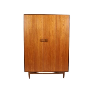Danish Teak Armoire by Kofod Larsen for G Plan