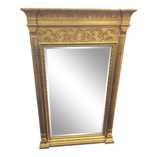 Gold Mirror Pier Mirror