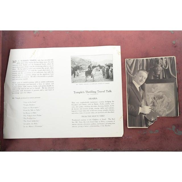 Islamic 1920s Holy Land Photo Album For Sale - Image 3 of 9